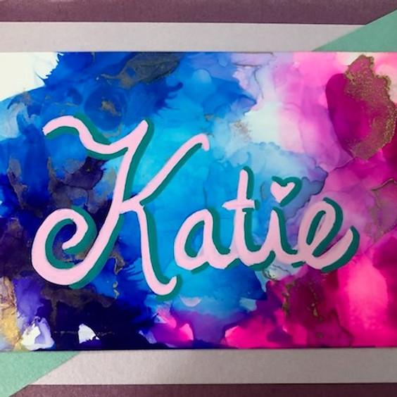 Valentine's Day Cards Art Class