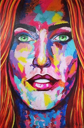 Amanda by Sky Lilah