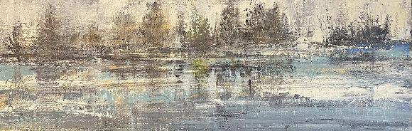 Shore Line 4 by Judy Osiowy