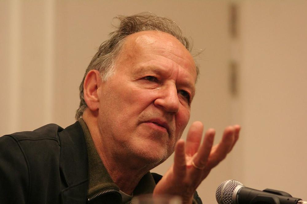 """Werner Herzog"" by erinc salor is licensed under CC BY-NC-SA 2.0"