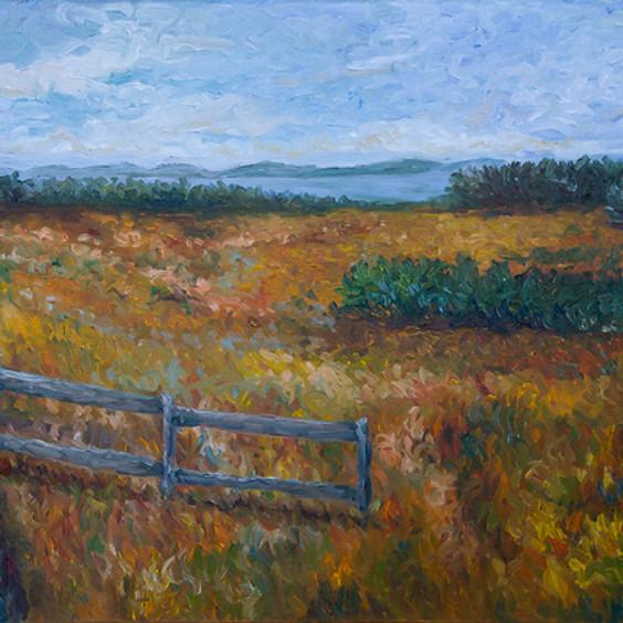 Tsawwassen Landscape Art Class