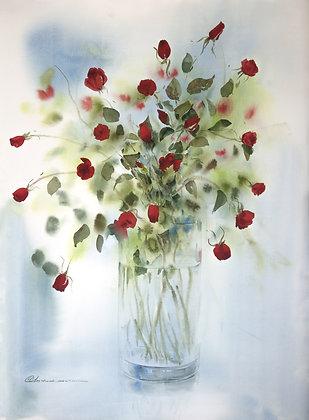 Love Buds by Mohammad Reza Atashzad