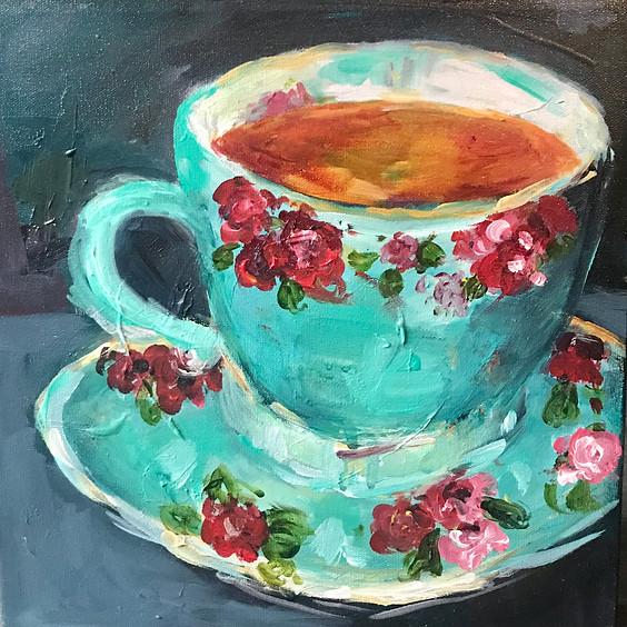 Tea Time Art Class