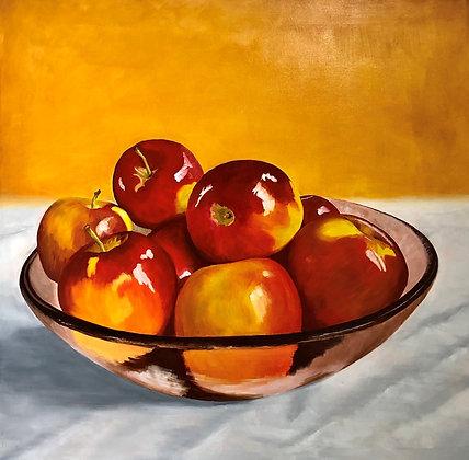 The Apples by Al Kilburn