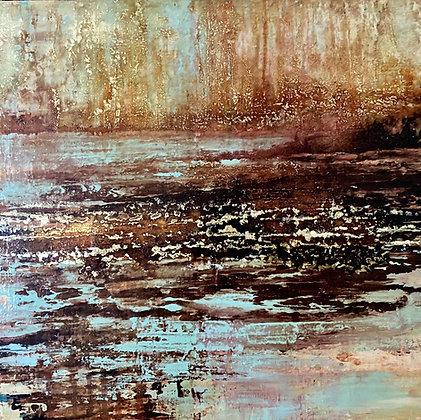 Copper Water by Judy Osiowy