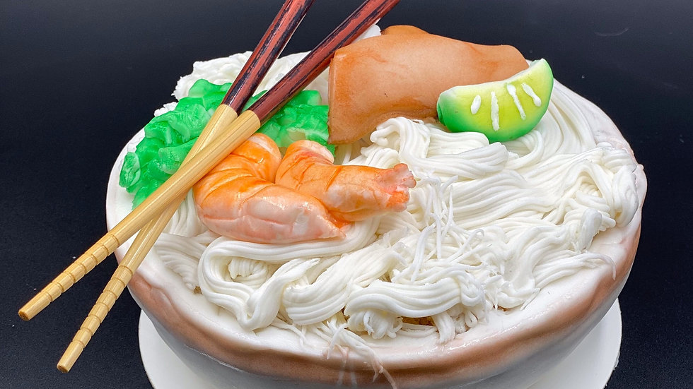 Specialty Cake - Noodles