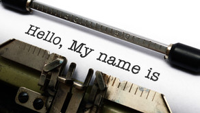 What's In A Name? By Devon Beal (Age: 8) and Malek Rashad (Age: 9)