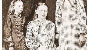An Interview with Laura Ingalls Wilder  By: Tiffany Thompkins (Age: 10)
