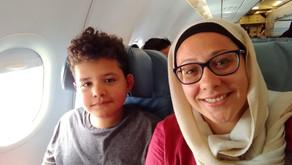 The Safari Trip by Malek Rashad (Age: 9)