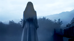Top Ten Ways I Know I Have Seen a Ghost by Sammie Mays (Age: 12)