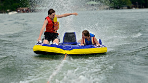 My Tubing Adventure with Phebe by Connor Staggs (Age: 14)