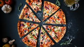 Pizza By: Joshua Barth (Age: 12)