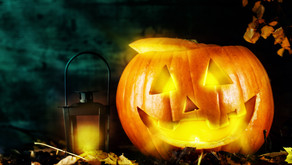 Scary Halloween Poems by Devon Beal (Age: 8)