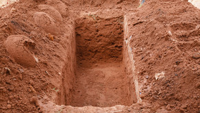 Breaking News! Open graves, and strange happenings by Luke Malizzo Age: 16