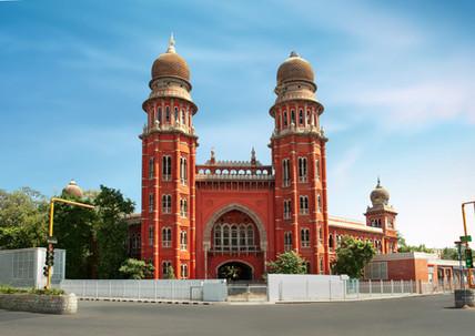 Chennai High Court The ancient High Cour