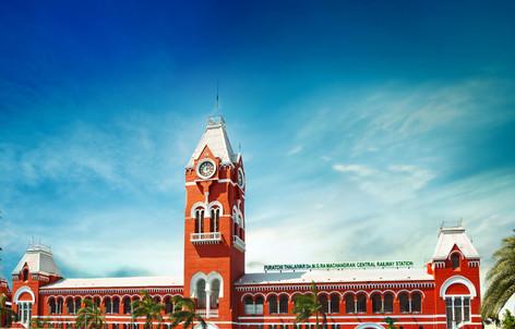 Puratchi Thalaivar Dr. MGR Central railw