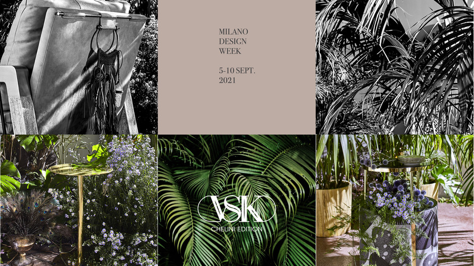 India Calling - VSK Chelini Edition Launched at the Salone Del Mobile 2021