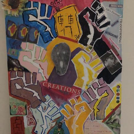 """Transformation"" by Jernessa Cruickshank"