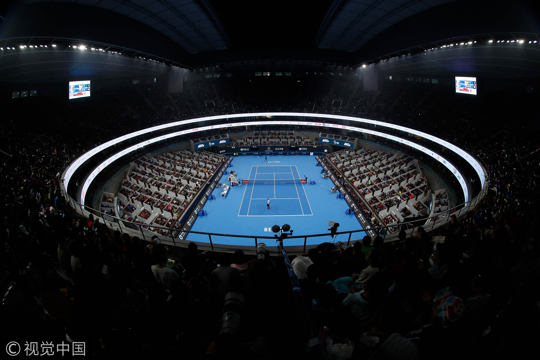 China Open - WTA and ATP