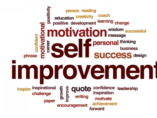 The Self-Improvement Quest.