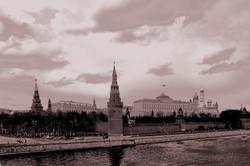 Кремль с моста 2