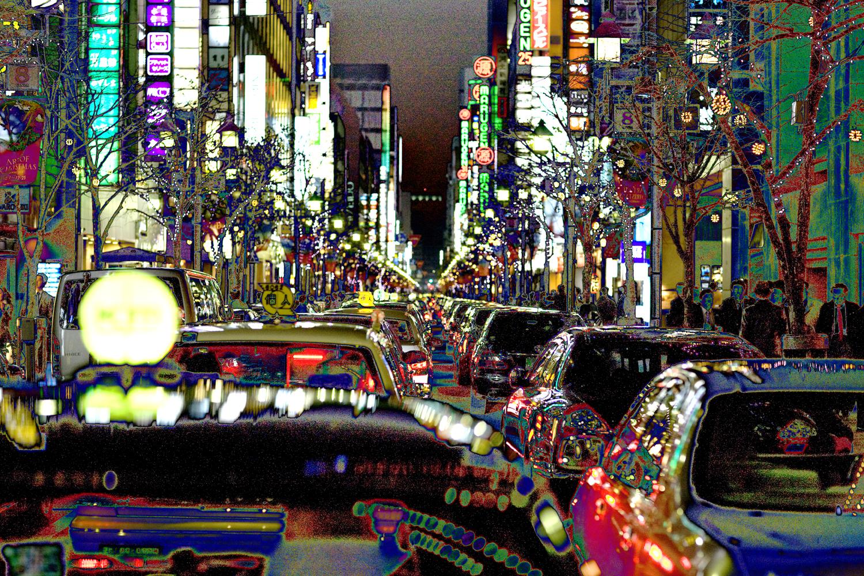 # 261 Tokyo _The Night_