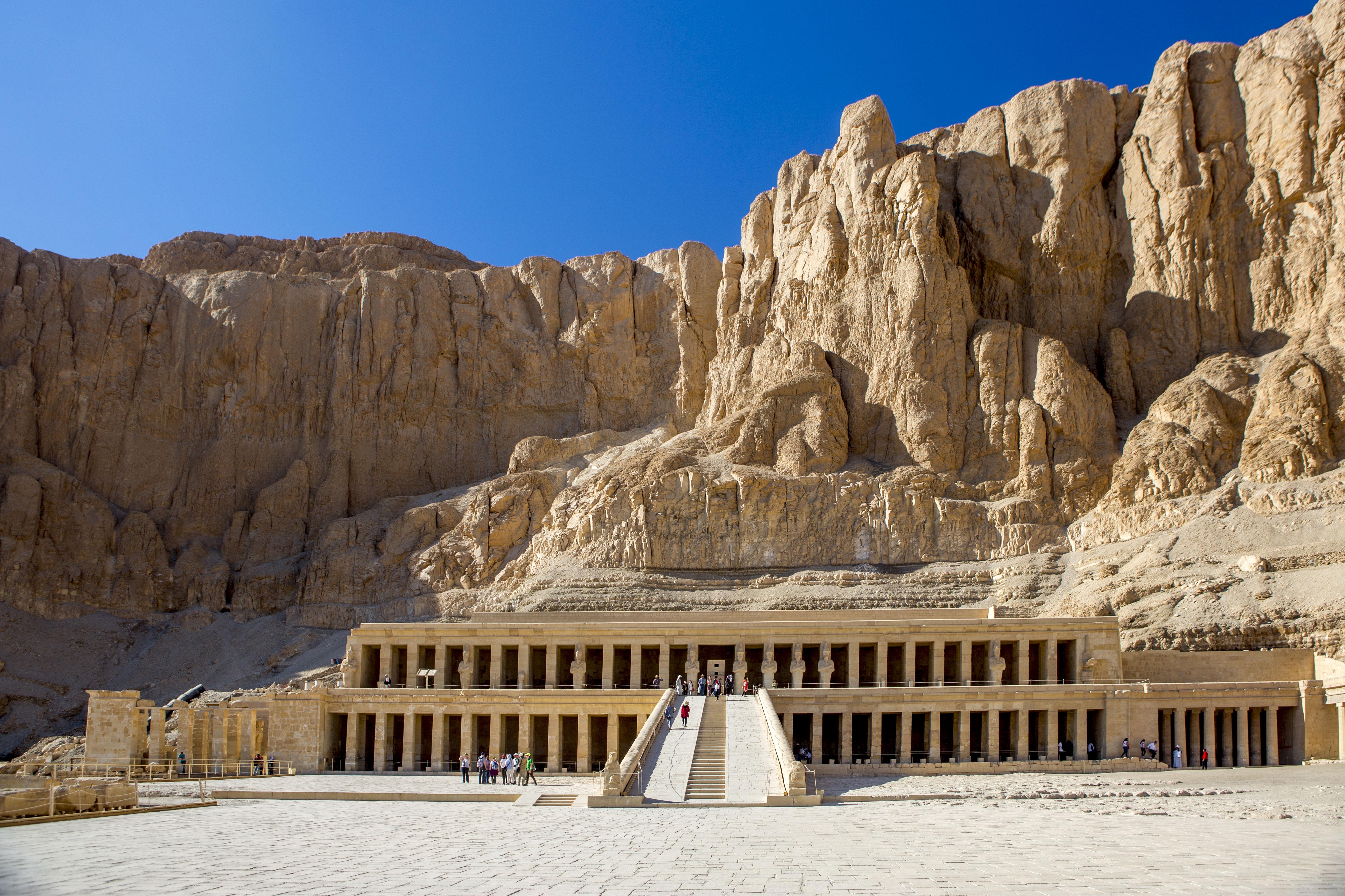 Hatshepsut -the mortuary temple