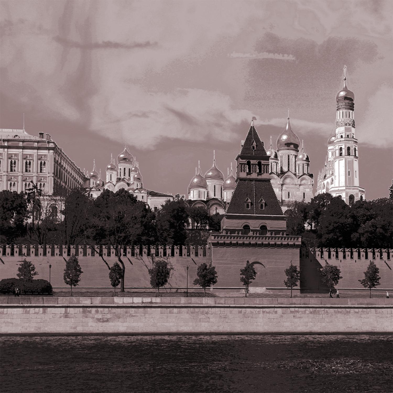 Кремль с реки