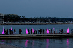 cannes, private party