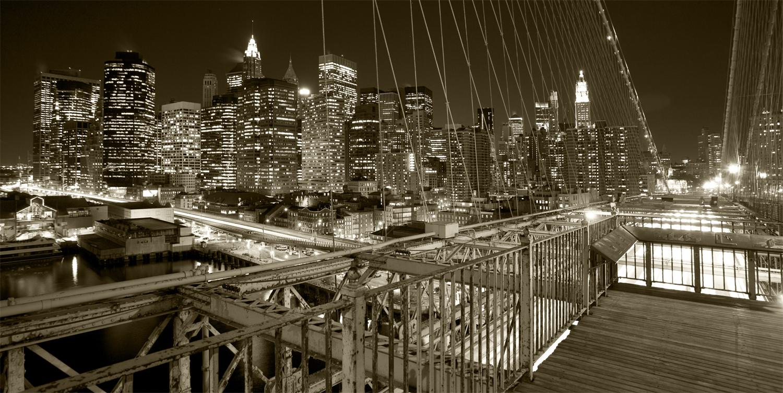 С Бруклинского моста