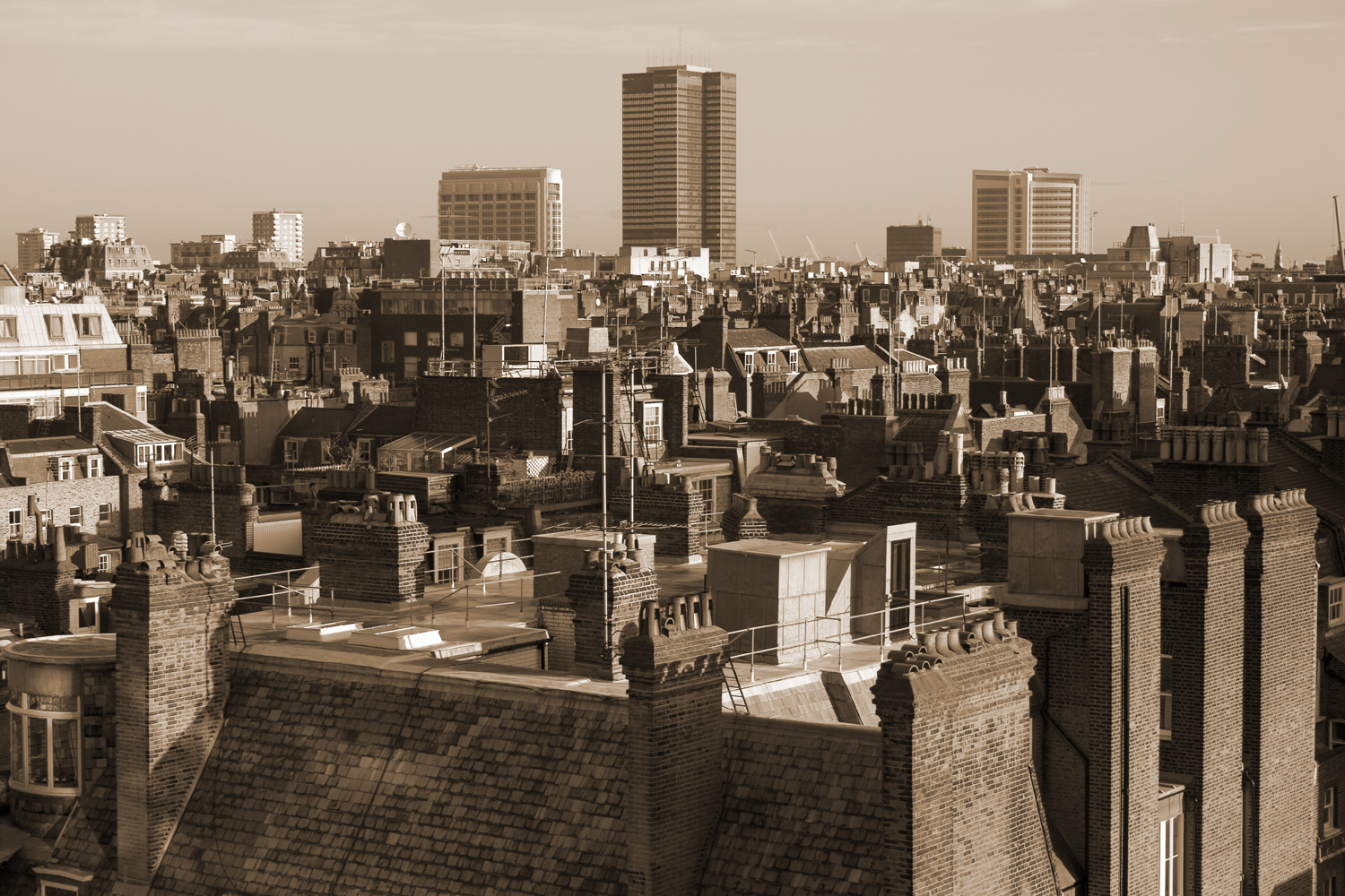 London's Roofs