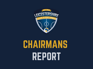 CHAIRMANS REPORT
