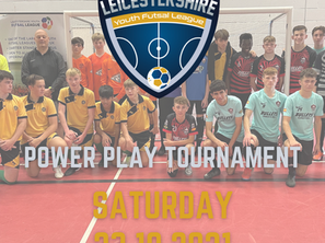 OCTOBER POWER PLAY FESTIVAL NOW LIVE!