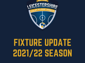 FIXTURES ARE NOW RELEASED VIA FULL TIME