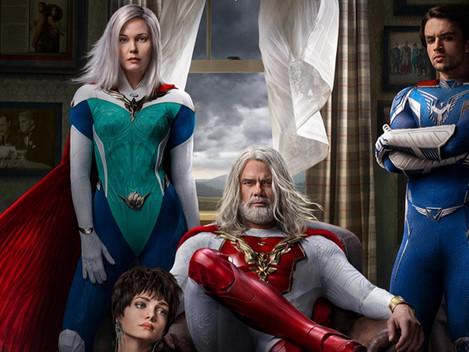 Jupiter's Legacy Trailer - Netflix