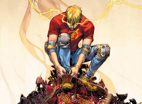 Flash: Das Erste Jahr (Panini Comics)