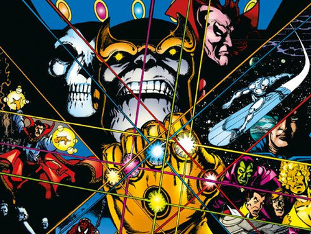 Infinity Gauntlet - Die Ewige Fehde (Panini Comics)