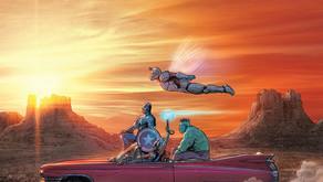 Avengers der Einöde - Helden der Postapokalypse (Panini Comics)