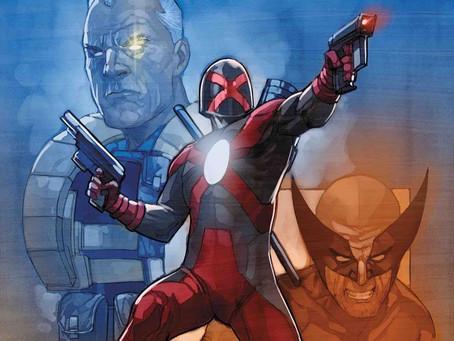 Major X - Zwischen Den Zeiten (Panini Comics)