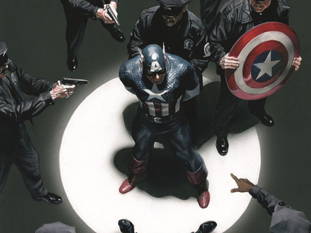 Captain America Bd.2 - Unter Anklage (Panini Comics)