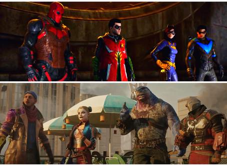 Die neuen DC-Games