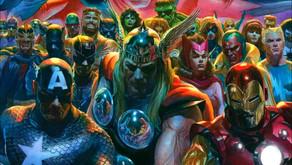Avengers Paperback 1 & 2 (Panini Comics)