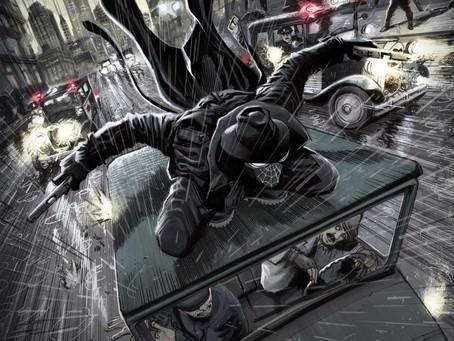 Spider-Man Noir: Berlin bis Babylon (Panini Comics)