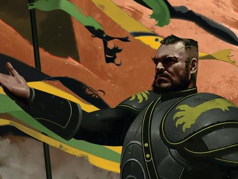 "Boom! Studios kündigt neuen DUNE Titel an - ""DUNE: Blood of the Sardaukar"""