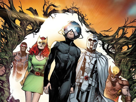 X-MEN: House of X & Powers of X Bd.1-4 (Panini Comics)