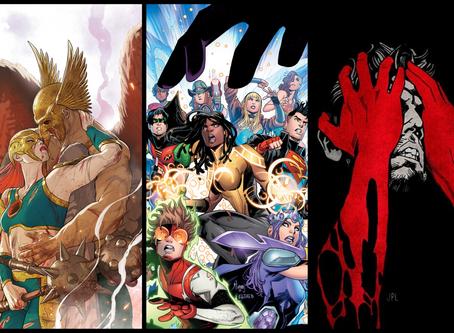 DC Comics cancelt weitere Comic-Reihen