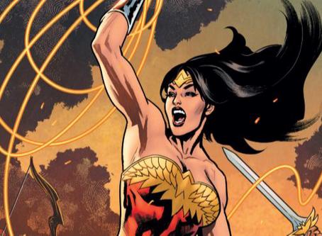 Wonder Woman Earth One Vol.3 erscheint 2021