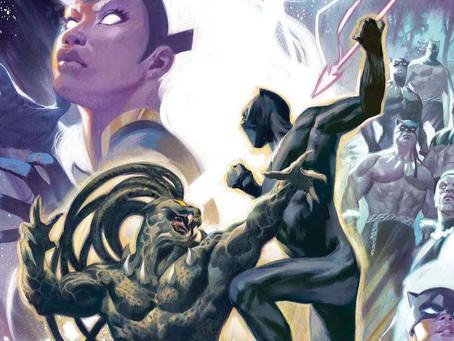Coates' finaler Black Panther Story Arc im Februar 2021
