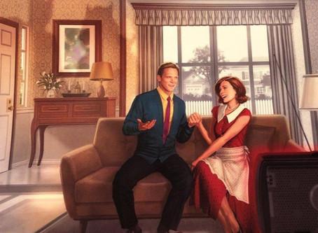 Disney+: WandaVision Offizieller Serien Trailer