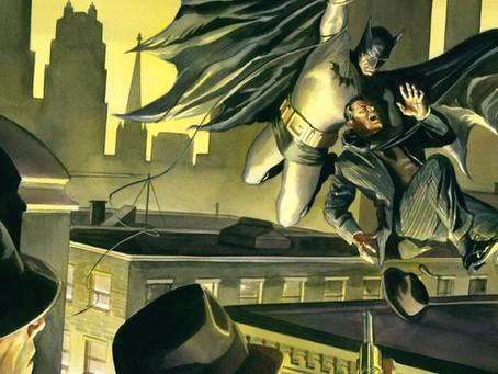 Umzug nach Gotham
